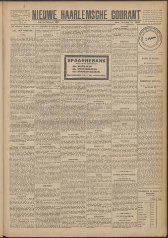 Nieuwe Haarlemsche Courant 1924-02-18