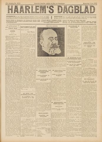 Haarlem's Dagblad 1926-06-02