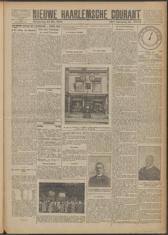 Nieuwe Haarlemsche Courant 1923-05-24