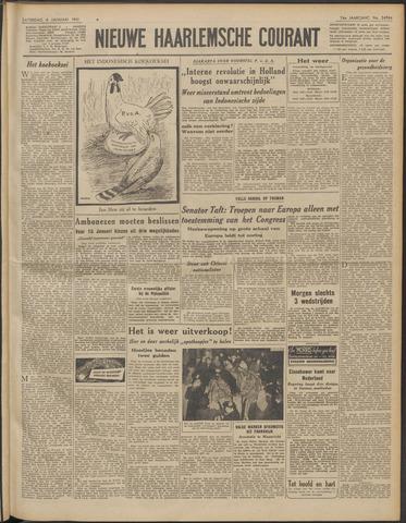 Nieuwe Haarlemsche Courant 1951-01-06