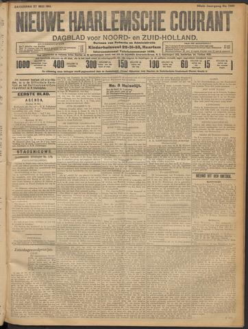 Nieuwe Haarlemsche Courant 1911-05-27