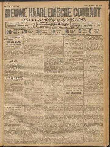 Nieuwe Haarlemsche Courant 1911-07-14