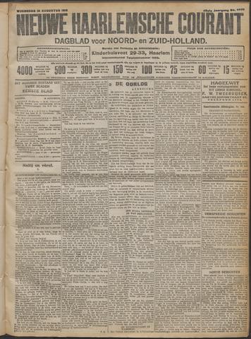 Nieuwe Haarlemsche Courant 1915-08-18
