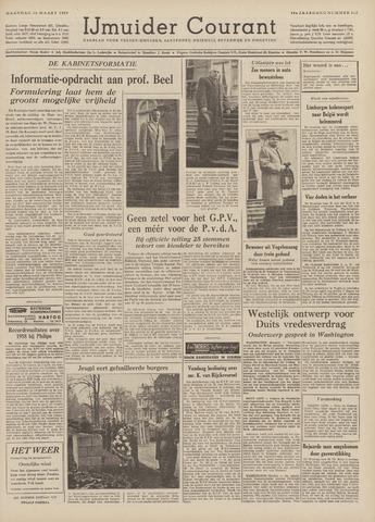 IJmuider Courant 1959-03-16