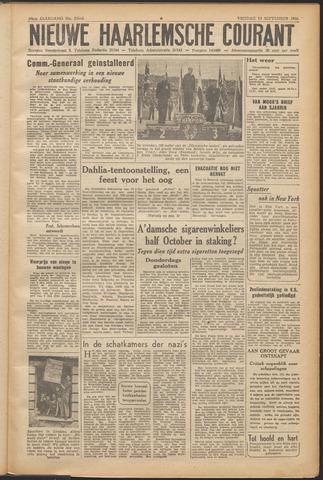 Nieuwe Haarlemsche Courant 1946-09-13