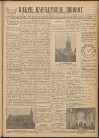 Nieuwe Haarlemsche Courant 1927-02-08