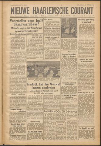 Nieuwe Haarlemsche Courant 1946-04-15