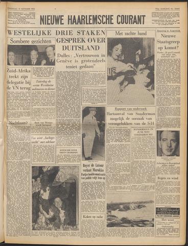 Nieuwe Haarlemsche Courant 1955-11-10