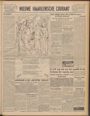 Nieuwe Haarlemsche Courant 1951-03-24