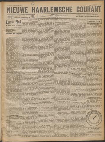 Nieuwe Haarlemsche Courant 1921-10-31