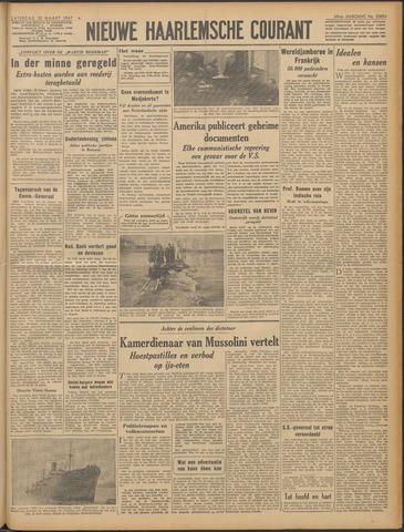 Nieuwe Haarlemsche Courant 1947-03-22