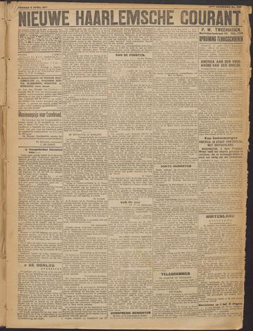Nieuwe Haarlemsche Courant 1917-04-03