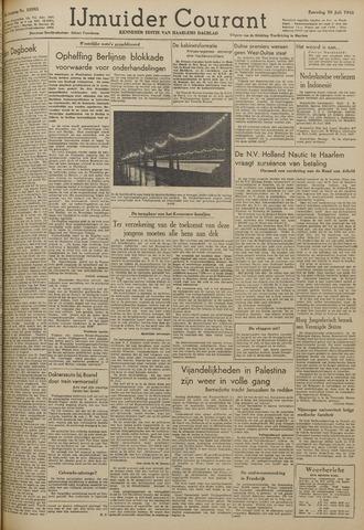 IJmuider Courant 1948-07-10
