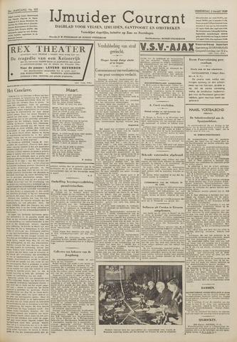 IJmuider Courant 1939-03-02