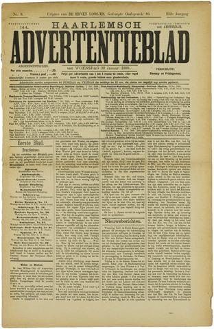 Haarlemsch Advertentieblad 1889-01-30