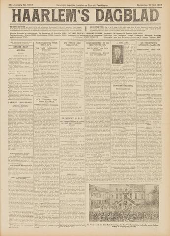 Haarlem's Dagblad 1926-05-27