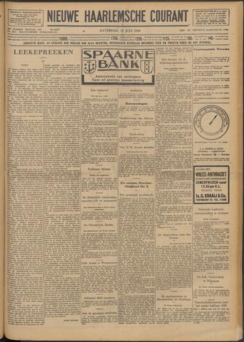 Nieuwe Haarlemsche Courant 1929-07-13