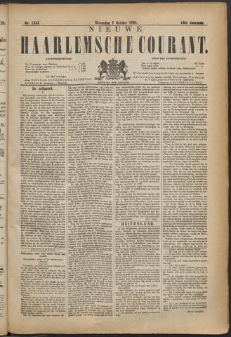 Nieuwe Haarlemsche Courant 1891-10-07