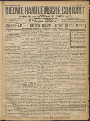 Nieuwe Haarlemsche Courant 1914-02-06