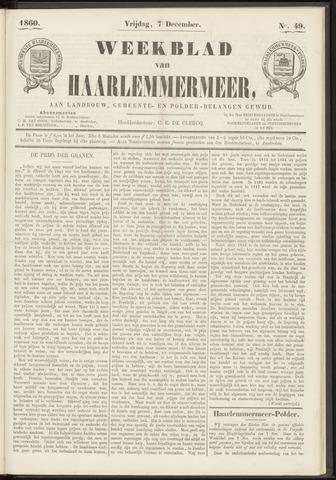 Weekblad van Haarlemmermeer 1860-12-07