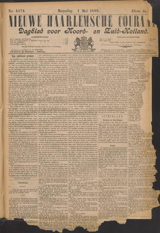 Nieuwe Haarlemsche Courant 1899-05-01