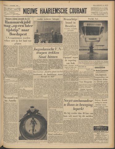 Nieuwe Haarlemsche Courant 1956-12-04