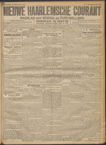 Nieuwe Haarlemsche Courant 1916-12-13