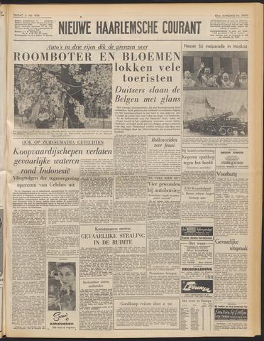 Nieuwe Haarlemsche Courant 1958-05-02