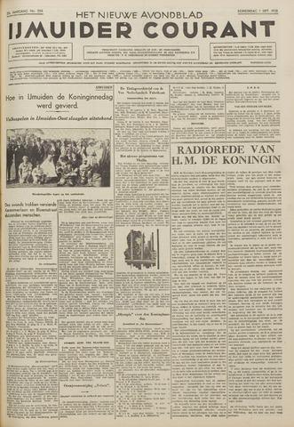 IJmuider Courant 1938-09-01
