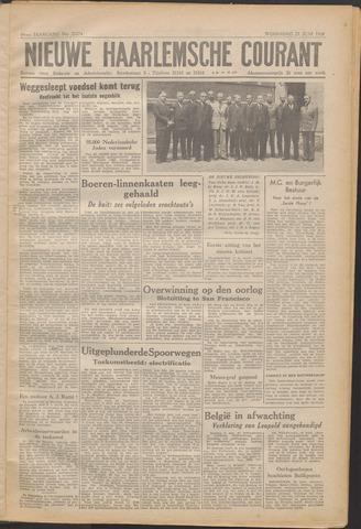 Nieuwe Haarlemsche Courant 1945-06-27