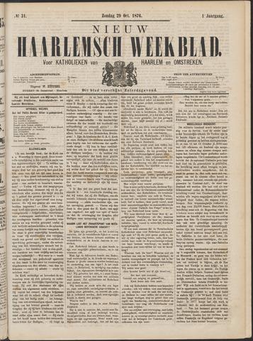 Nieuwe Haarlemsche Courant 1876-10-29