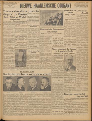Nieuwe Haarlemsche Courant 1947-03-10