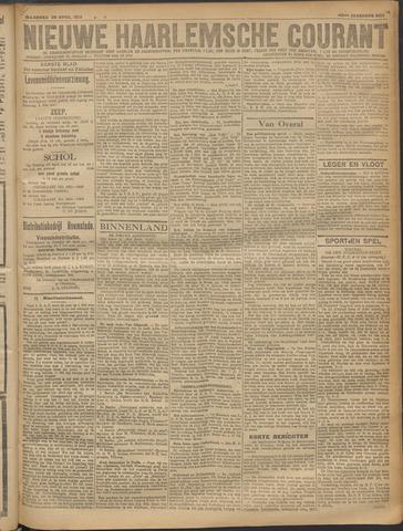 Nieuwe Haarlemsche Courant 1919-04-28