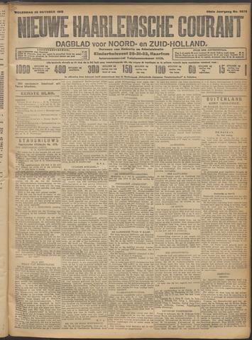 Nieuwe Haarlemsche Courant 1913-10-22