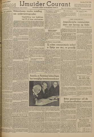 IJmuider Courant 1948-07-03