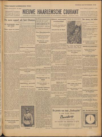 Nieuwe Haarlemsche Courant 1932-11-22