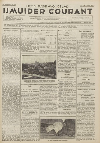 IJmuider Courant 1938-05-24