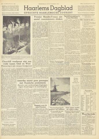 Haarlem's Dagblad 1954-11-10