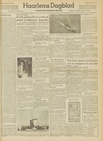 Haarlem's Dagblad 1950-05-04