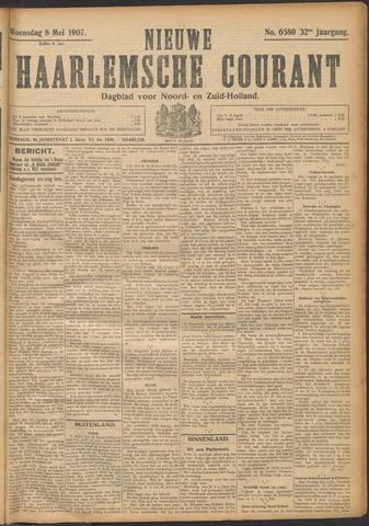 Nieuwe Haarlemsche Courant 1907-05-08