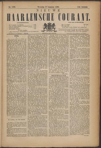 Nieuwe Haarlemsche Courant 1890-08-27