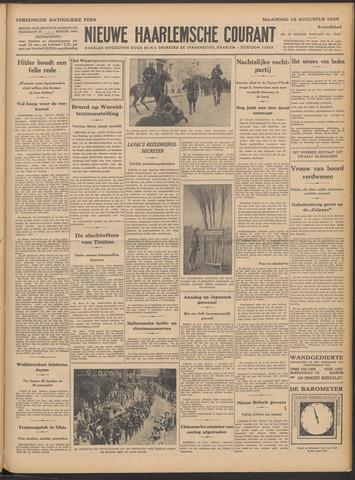 Nieuwe Haarlemsche Courant 1935-08-12