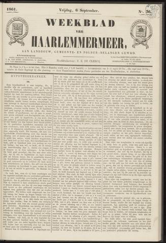 Weekblad van Haarlemmermeer 1861-09-06