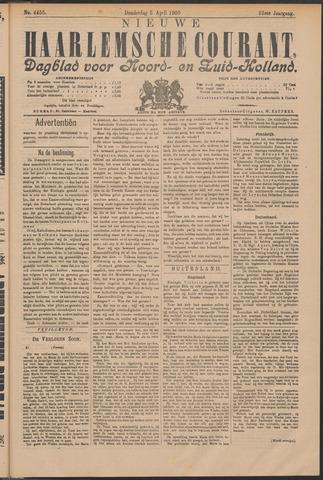 Nieuwe Haarlemsche Courant 1900-04-05