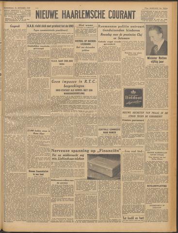 Nieuwe Haarlemsche Courant 1949-09-15