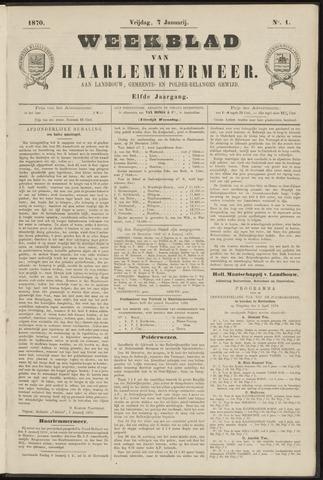 Weekblad van Haarlemmermeer 1870-01-07