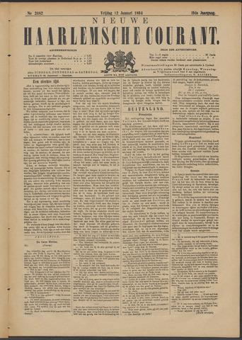 Nieuwe Haarlemsche Courant 1894-01-12