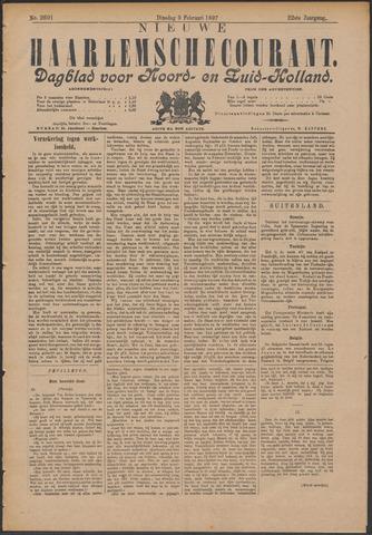 Nieuwe Haarlemsche Courant 1897-02-09