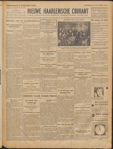 Nieuwe Haarlemsche Courant 1932-10-15