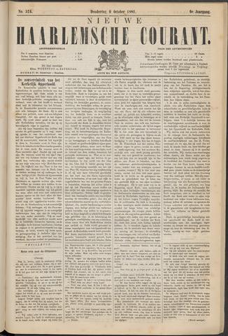 Nieuwe Haarlemsche Courant 1881-10-06